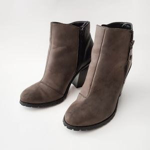 CALL IT SPRING Ankle Boots Taupe Size 7
